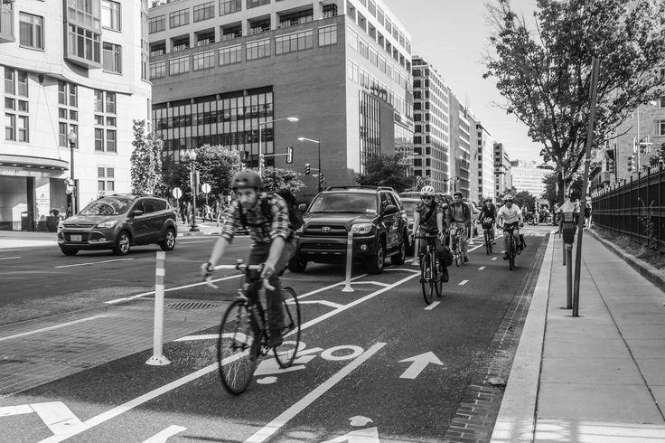 https://flic.kr/p/Uve5yW   Rush Hour Bike Lanes