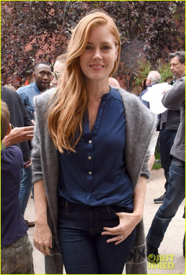 Jennifer Garner & Amy Adams Step Out for Telluride Film Festival 2016…