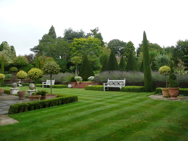 Garden by Architectural Plants
