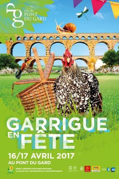 Garrigue en Fête   Site du Pont du Gard
