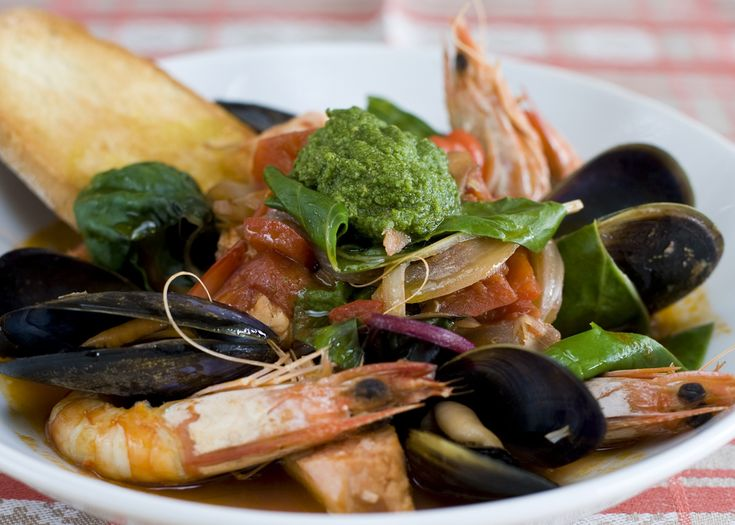 sustainable seafood stew | #seafood #stew #recipe #foodwise