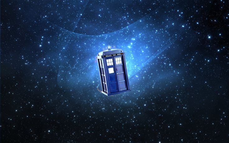 The Doctor's time machine is the TARDIS, which stands for Time and Relative Dimensions in Space.<br />