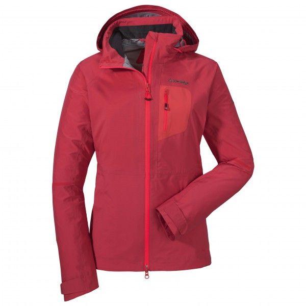 Schöffel 3Layer Jacket Falun - Hardshelljacke Damen | Versandkostenfrei | Bergfreunde.de