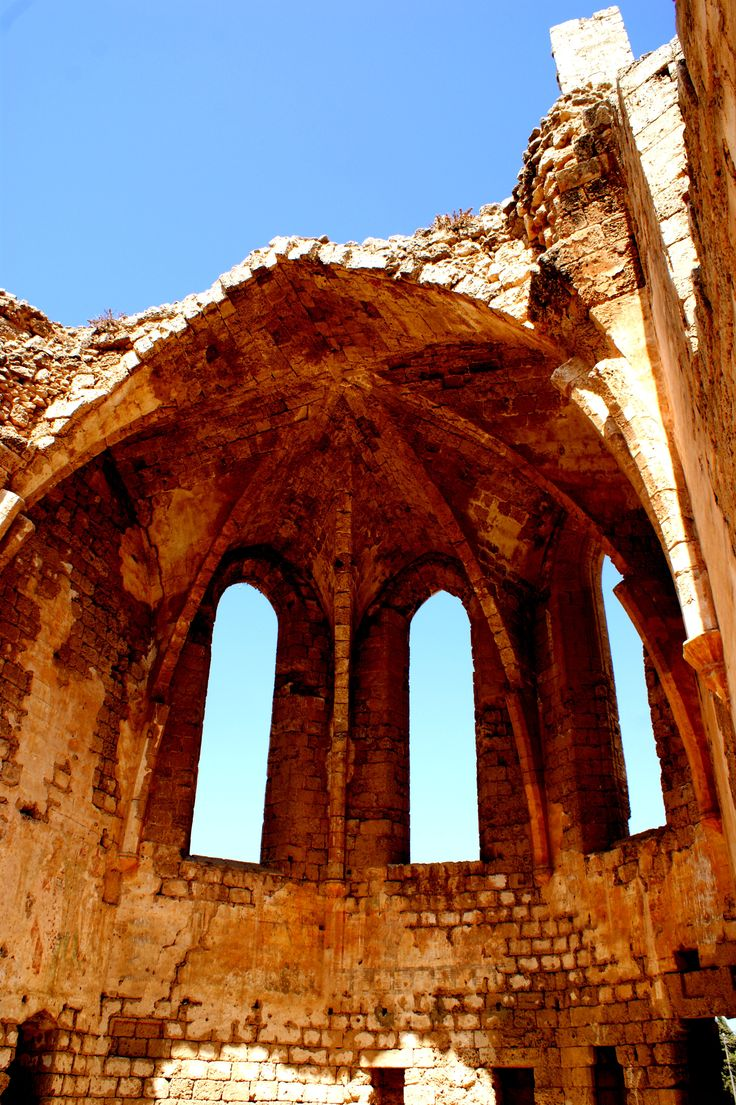 Old Famagusta Cyprus