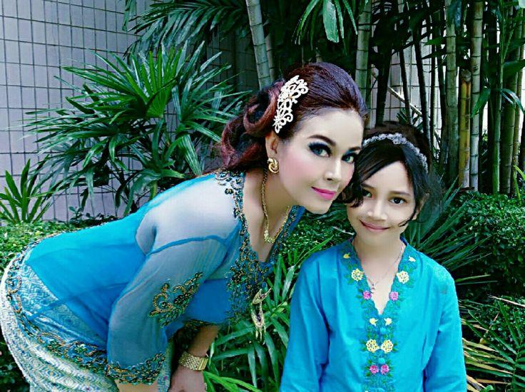 @Kebaya_biru @kebaya couple @ henny ibrahim