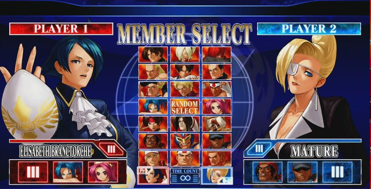 King of Fighters XXI
