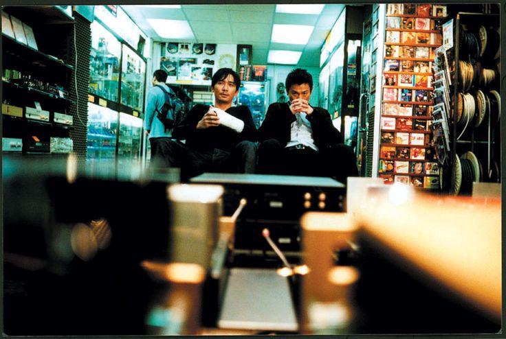 Infernal Affairs / 無間道 (2002). Starring Andy Lau, Tony Leung Chiu Wai. Directed by Wai-keung Lau, Alan Mak