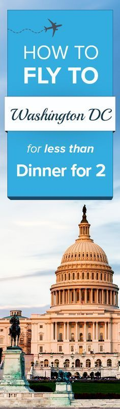 You Can Actually Find the Cheapest Flights Ever to Washington DC.  Airfarewatchdog helps you save money when you book your next flight - so you always get the best deal.