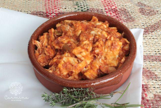 RECETA Galianos de Jaén, Los galianos son un guiso de pastor muy parecido a los gazpachos manchegos, pero sin caldo, más secos. La provincia de Jaén limita