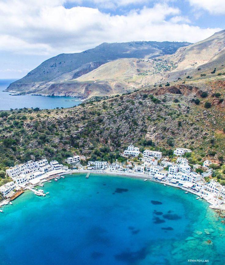 Best Secret Places Crete: The South Coast Images On Pinterest