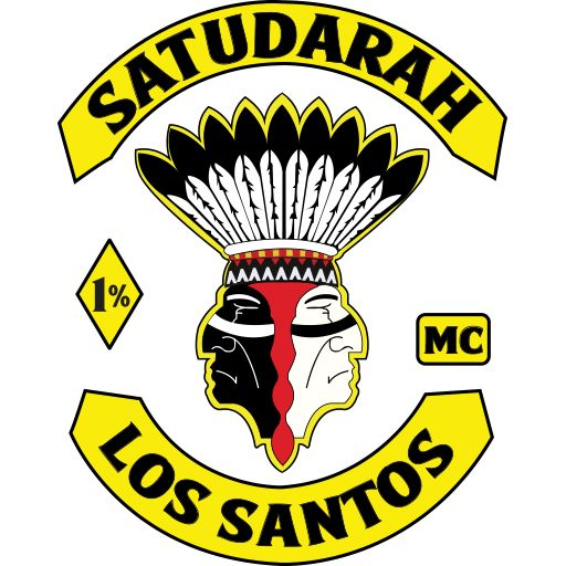 -SMC-   SATUDARAH MC - posted in Recruitment:      Crew: Satudarah MC  ( SATU DARAH = ONE BLOOD ) Type: MC  (Motorcycle Club) Colors: Black & Yellow Motto: Give Respect, Get Respect Chapters: Los Santos and Blaine County   http://socialclub.ro...ew/satudarah_mc