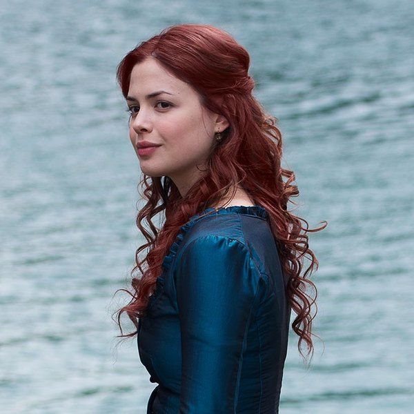 Conor Leslie.... I'm being told I look exactly like her.