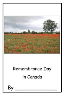 Grade ONEderful: Remembrance Day in Canada
