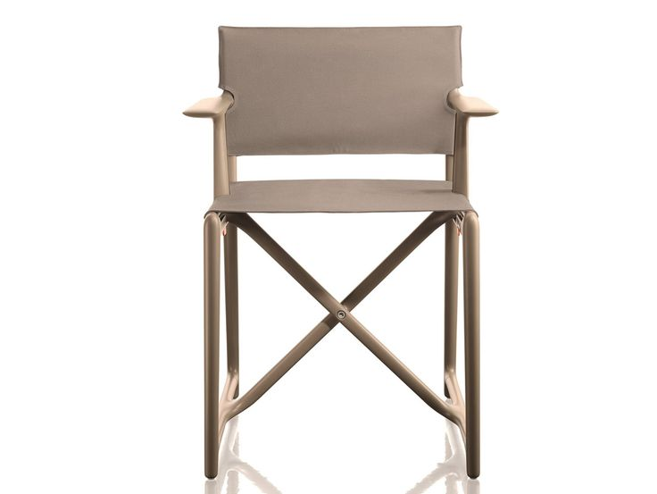 Wonderful Philippe Starck Reimagines The Directoru0027s Chair For Magis Amazing Ideas