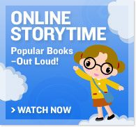 Education Resources for Teachers, Parents & Students - Barnes & Noble @ School - Barnes&Noble... Who knew they had stories that were read aloud online!