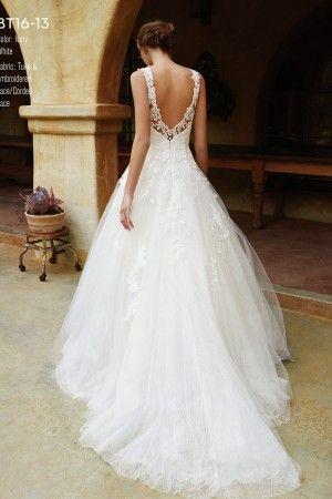 Enzoani Beautiful 16-13 trouwjurk