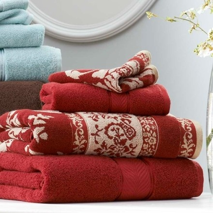 your bathroom on pinterest walmart damasks and bath rugs mats