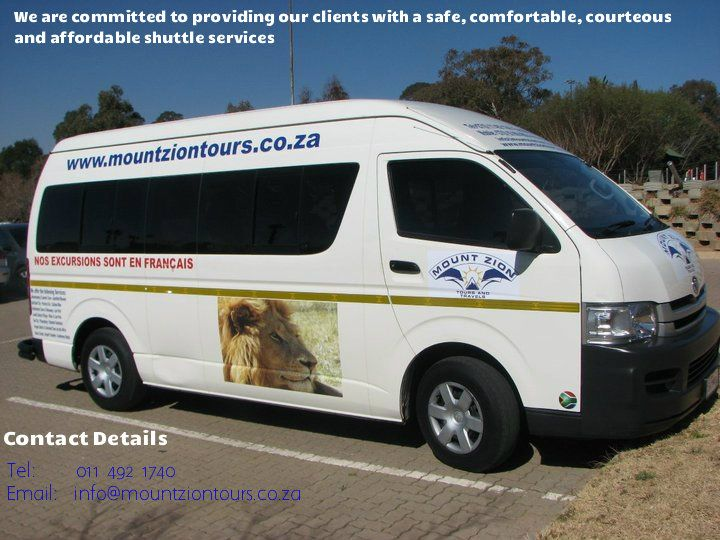 We are committed to providing our clients with a safe, timely, comfortable and affordable shuttle services.