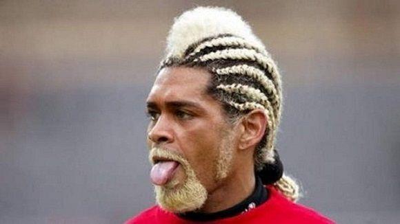 Abel Xavier fryzury piłkarskie piłka nożna #funny #smieszne #futbol #sport #sports #pilkanozna #futbol #soccer #hair #hairstyle