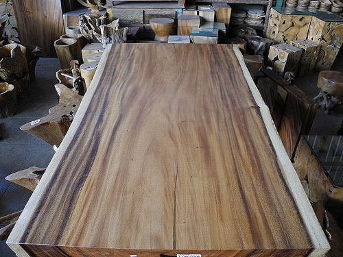 Currently a proposal for a Hardwood Lumber R&P has reached Step 3 in the process. Public and industry comments are being evaluated by USDA. Photo courtesy of IndoGemstone.