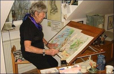 A magical illustrator!