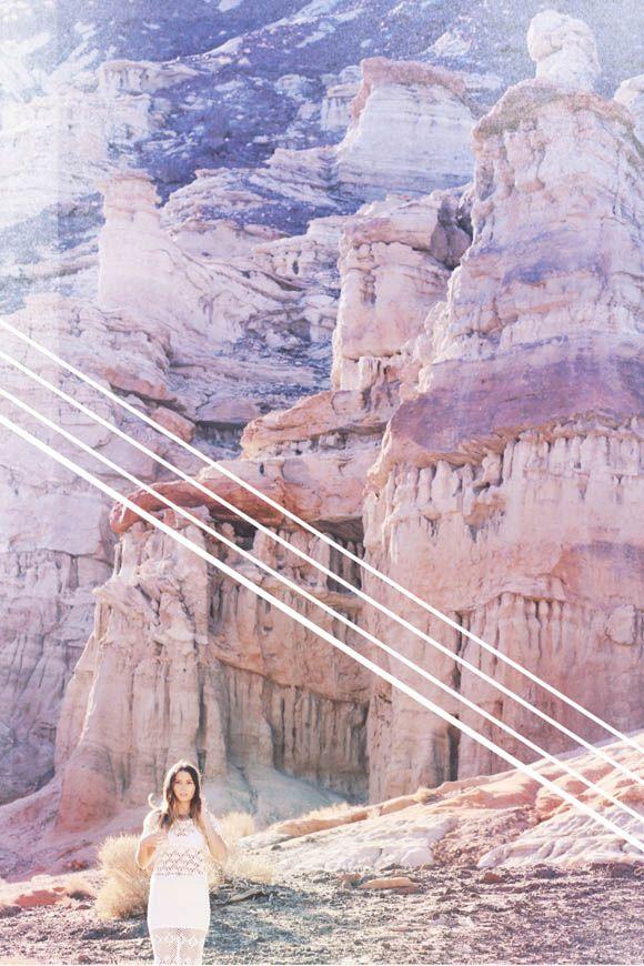 Boho bridal inspo | Desert Rose | Free People Blog #freepeople