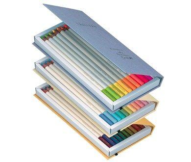 Irojiten Color Dictionary Pencils