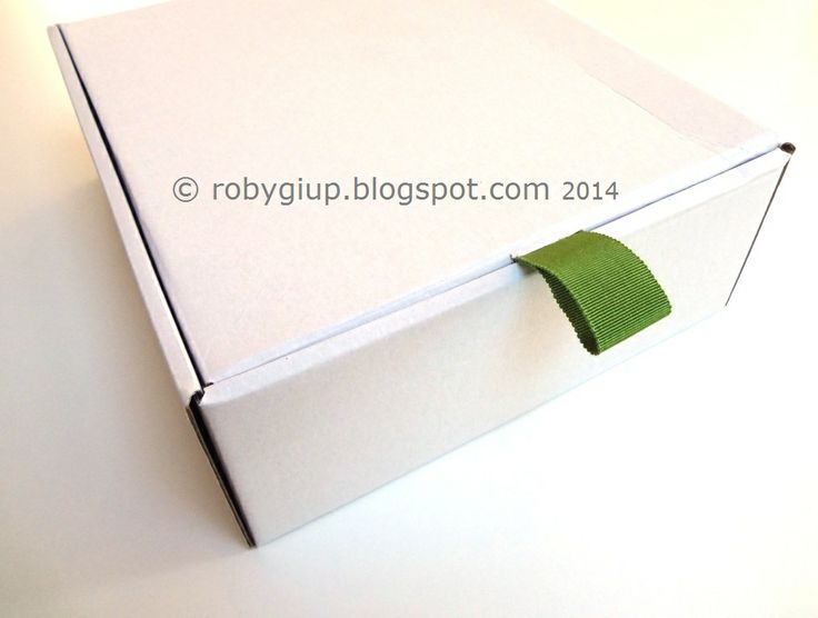 Come modificare una scatola per facilitarne l'apertura - How to modify a box to make the opening easy #tutorial #craft #DIY #box #reuse