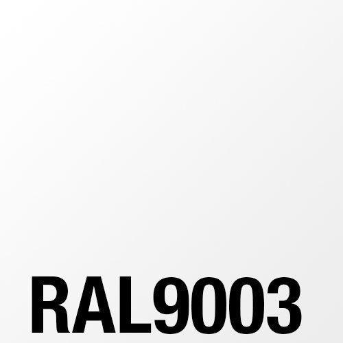 RAL 9003 - WHITE