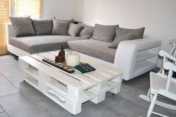 33 best table basse images on pinterest furniture for Transformer palette table basse