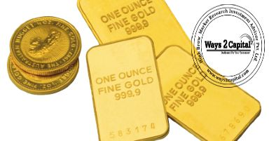 On Tuesday, spot gold prices declined by 0.74 percent to close at $1250.8 per ounce as the U.S. dollar rebounded from 6-1/2-month lows