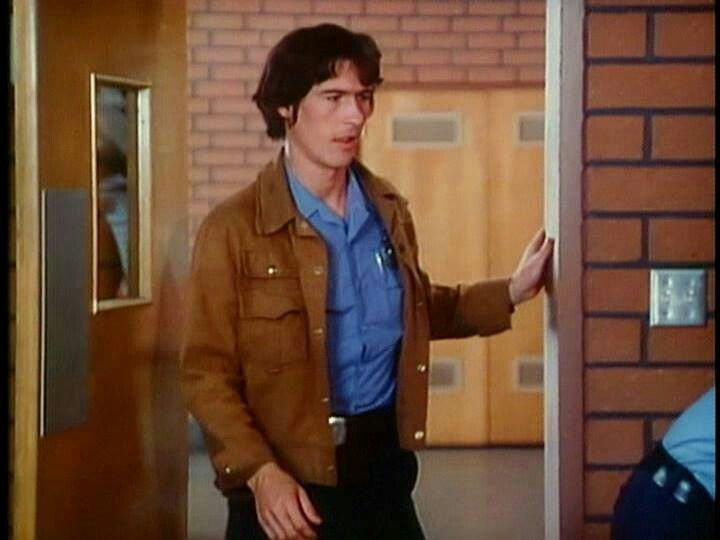 Randolph Mantooth a.k.a John Gage on Emergency! Such a crush on him when I was younger....