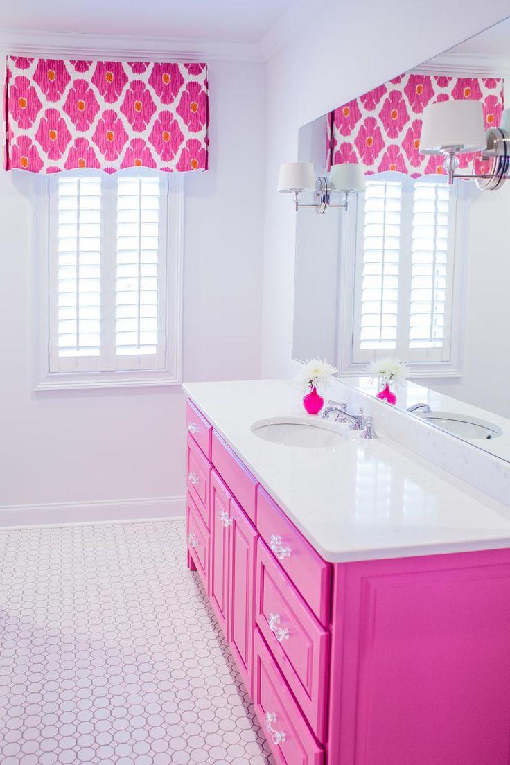 pink bathroom design inspiration - photo #24