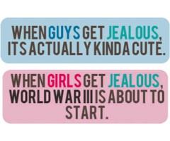 guys vs. girls.  man this is so true!