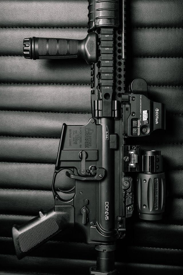 Know nothing about the company, but with that name I need one.   Daniel Defense V5