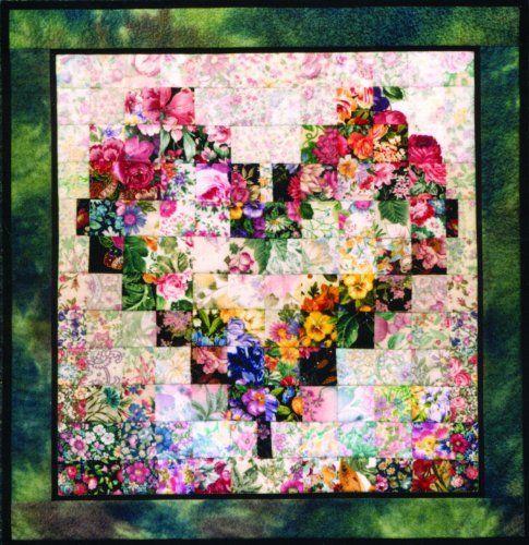 Landscape Quilt Patterns Kits : 1000+ ideas about Watercolor Quilt on Pinterest Quilting ideas, Quilt patterns and Landscape ...
