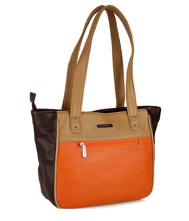 Loved it: Peperone PHBO326 Orange Shoulder Bags, http://www.snapdeal.com/product/peperone-phbo326-orange-shoulder-bags/1355696165