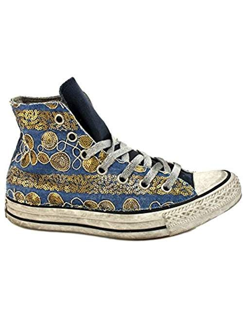 14de52010cacdc Converse Women s Shoes All Star Vintage Gold Chuck Taylor Cneaker Ltd ED  Spring Summer 2018