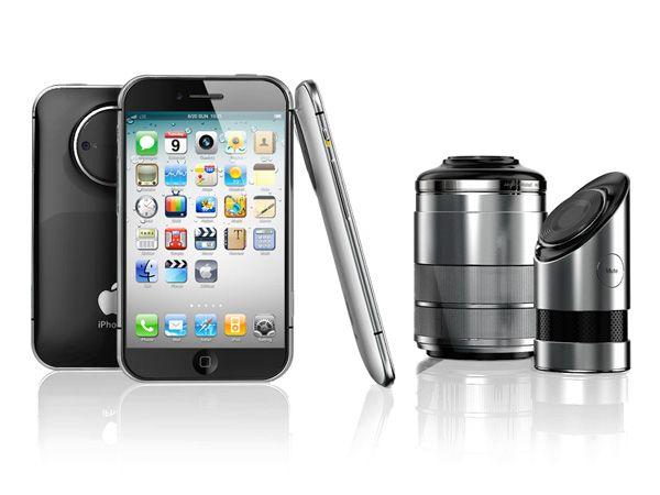 iPhone 5 concept !