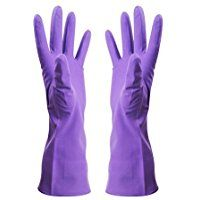 DIY Halloween Costume Idea - Purple Gloves