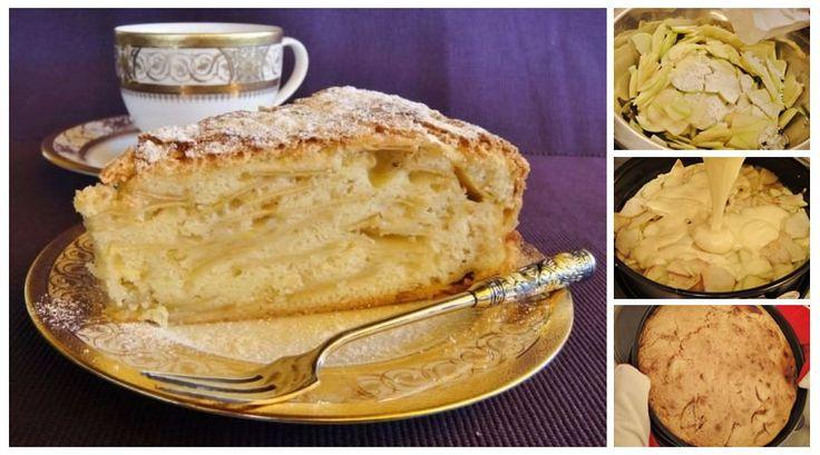 """Ľahký koláčik """"Jablkový sen"""" - To je nápad!"""