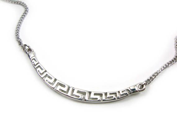 Hey, I found this really awesome Etsy listing at https://www.etsy.com/listing/554115408/sterling-silver-925-4mm-greek-eternity