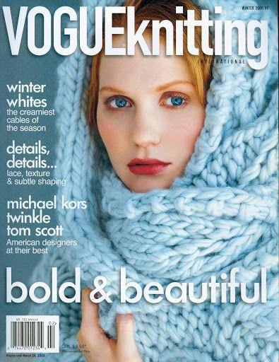 Vogue Knitting 2008 Winter - Poli tricot - Picasa Webalbumok