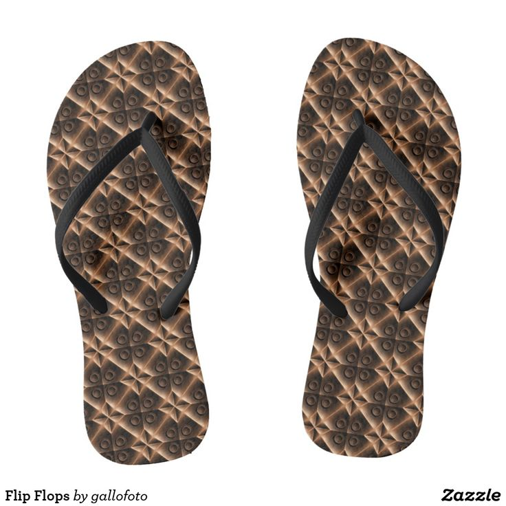 3d effect seamless pattern with #FlipFlops