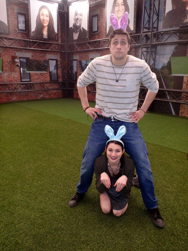 Happy Easter from the Big Brother Canada houseguests