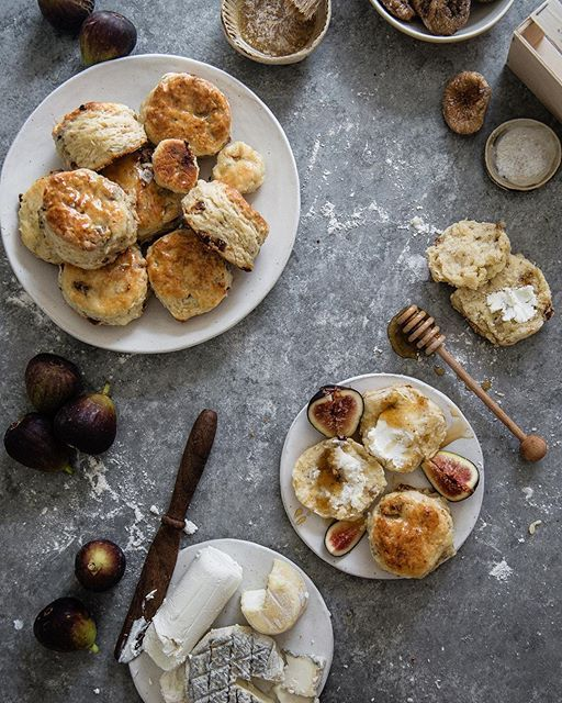 7015 best images about low key food sweets drink on for Table 52 goat cheese biscuits
