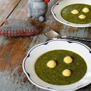 Recept grönkålssoppa