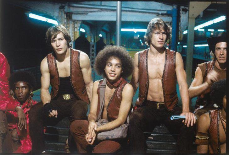 The Warriors Movie Site - Waxwork Records The Warriors Vinyl LP
