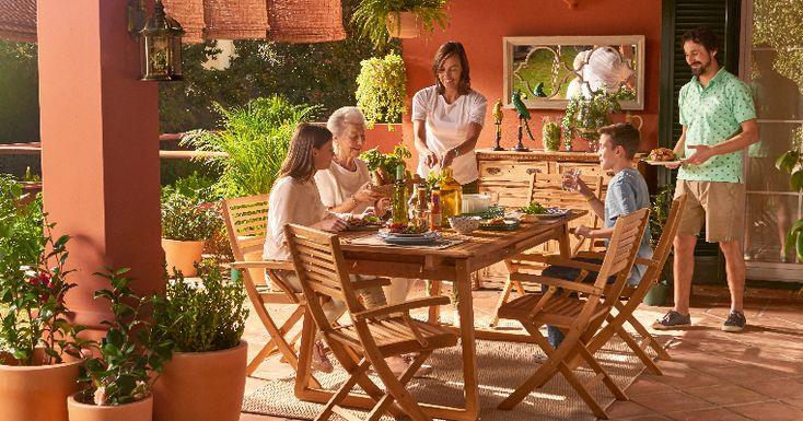 ¡Pon a punto tu jardín! Renovando vallas y muebles de hierro, madera y plástico