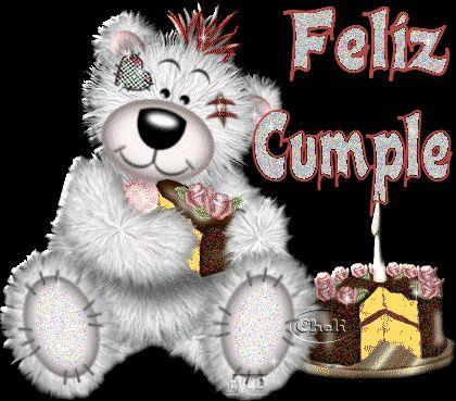 ✿*´*✿♥ L ҉ O ҉ V ҉ E ҉ ((♥‿♥)))_(¯`:´¯) ..¸✿¯`•.•´ ._♥ ¯`:´¯ ✿ Tartas de Cumpleaños para Felicitar